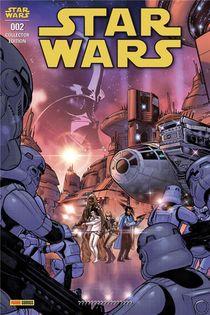 Star Wars N 02 (couverture N 2)