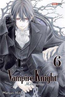 Vampire Knight - Memoires T.6