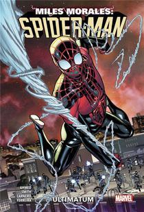 Miles Morales : Spider-man : Ultimatum