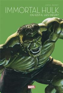 Immortal Hulk T.1 ; Ou Est-il Les Deux ?