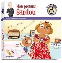 Livre Musical ; Mon Premier Sardou