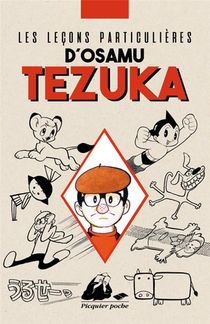 Les Lecons Particulieres D'osamu Tezuka