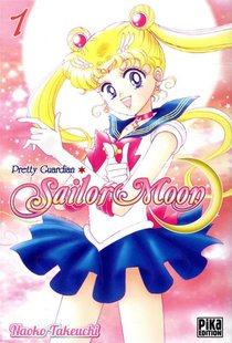 Sailor Moon ; Pretty Gardian T.1