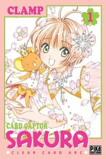 Card Captor Sakura - Clear Card Arc T.1