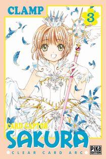 Card Captor Sakura - Clear Card Arc T.3