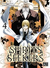 Spirit Seekers T.4