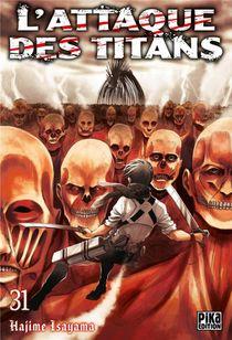 L'attaque Des Titans T.31