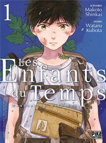 Les Enfants Du Temps ; Weathering With You T.1