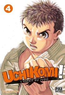 Uchikomi ; L'esprit Du Judo T.4