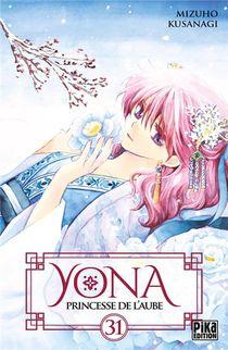 Yona, Princesse De L'aube T.31
