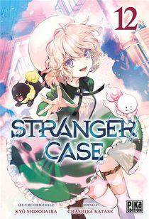 Stranger Case T.12