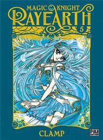 Magic Knight Rayearth T.5