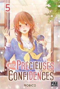 Nos Precieuses Confidences T.5