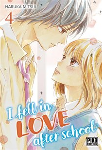 I Fell In Love After School T.4
