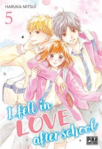 I Fell In Love After School T.5