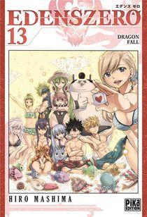 Edens Zero T.13 ; Dragon Fall