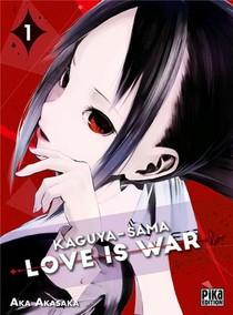 Kaguya-sama : Love Is War T.1