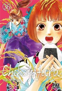 Chihayafuru T.36