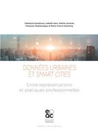 Donnees Urbaines Et Smart Cities - Entre Representations Et Pratiques Professionnelles
