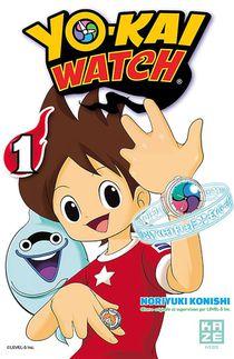 Yo-kai Watch T.1