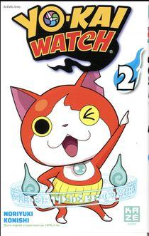 Yo-kai Watch T.2