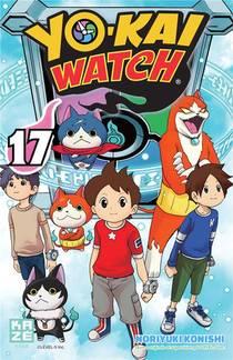 Yo-kai Watch T.17