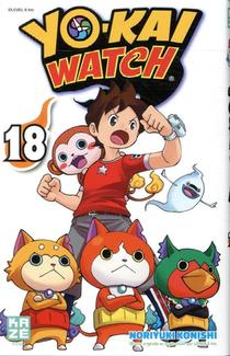 Yo-kai Watch T.18