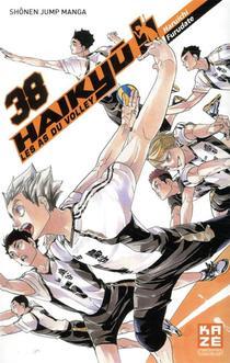 Haikyu !! Les As Du Volley T.38