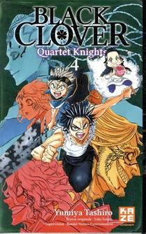 Black Clover - Quartet Knights T.4