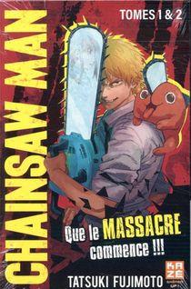 Chainsaw Man ; T.1 Et T.2
