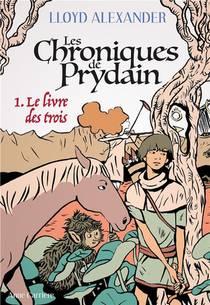 Les Chroniques De Prydain T.1 ; Le Livre Des Rois