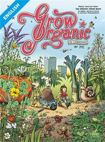 Grow Organic In Cartoons
