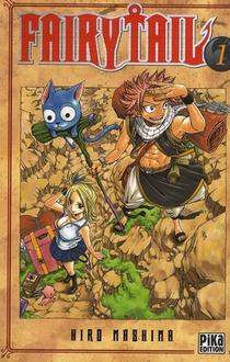 Fairy Tail T.1