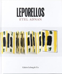 Etel Adnan Leporellos