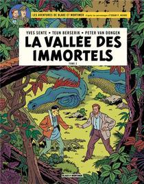 Blake Et Mortimer T.26 ; La Vallee Des Immortels T.2 ; Le Millieme Bras Du Mekong