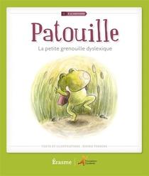 Patouille, La Petite Grenouille Dyslexique