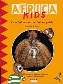 Africa Kids ; Un Safari Au Coeur De L'art Congolais