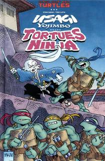 Les Tortues Ninja ; Usagi Yojimbo