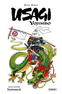 Usagi Yojimbo T.2
