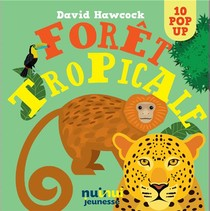 Saisissants Pop-up ; Foret Tropicale