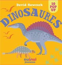 Saisissants Pop-up ; Dinosaures