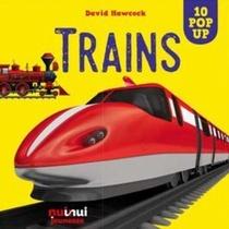 Saisissants Pop-up ; Trains