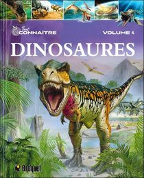 Tout Connaitre T.4 ; Dinosaures