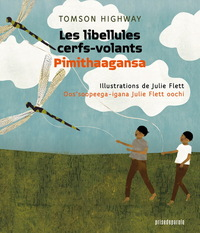 Les Libellules Cerfs-volants ; Pimithaagansa