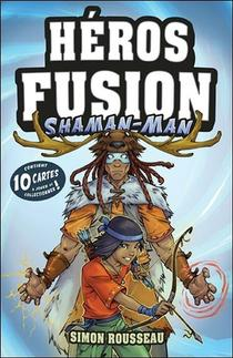 Heros Fusion ; Shaman-man ; Contient 10 Cartes A Jouer Et Collectionner !