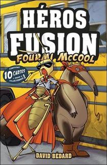 Heros Fusion ; Fourmi Mccool ; Contient 10 Cartes A Jouer Et Collectionner !