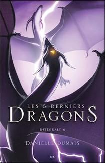 Les 5 Derniers Dragons, Integrale T.6 ; Tome 11 A 12