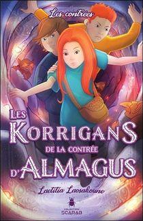 Les Contrees T.3 ; Les Korrigans De La Contree D'almagus