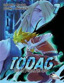Todag ; Tales Of Demons And Gods T.7