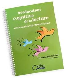 Reeducation Cognitive De La Lecture+Cd
